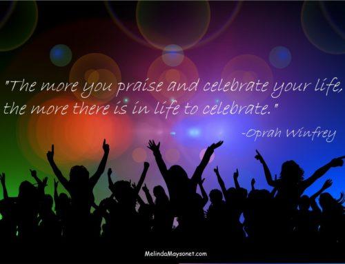 Celebration as a spiritual practice