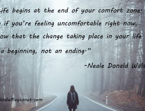 Evolving through discomfort