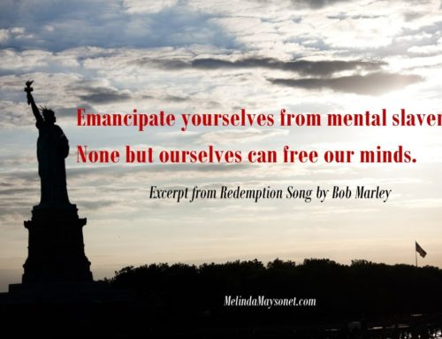 Practice freeing your mind