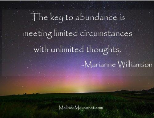 Abundance Abounds